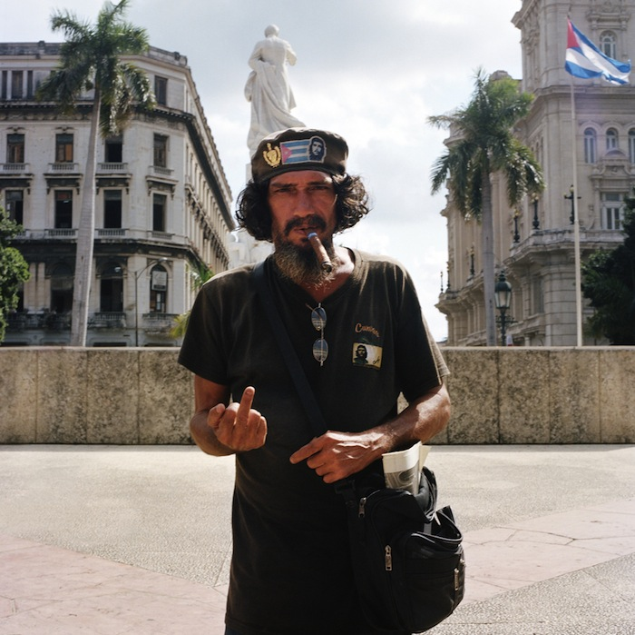 «Проклятый турист», Куба 2010