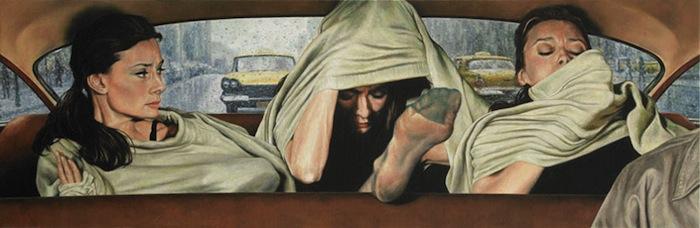 Эрик Уайт, «1957 Plymouth Plaza Sedan (Завтрак у Тиффани)»
