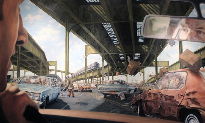 Эрик Уайт, «1971 Pontiac LeMans Hardtop Sedan (Французский связной)»