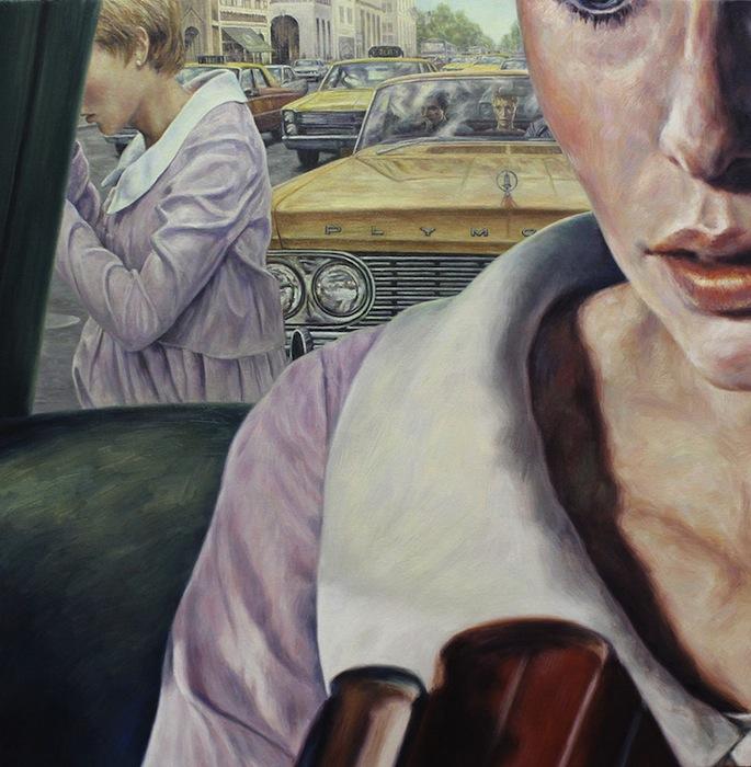 Эрик Уайт, «1963 Plymouth Belvedere (Ребёнок Розмари)»