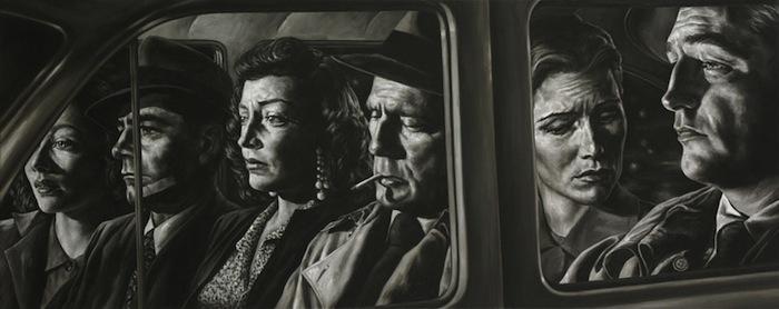 Эрик Уайт, «1940 Dodge De Luxe (Noirpool)»