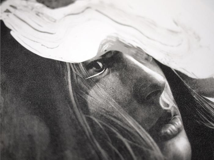 Фрагмент работы из серии «Наружность» («Semblance»)