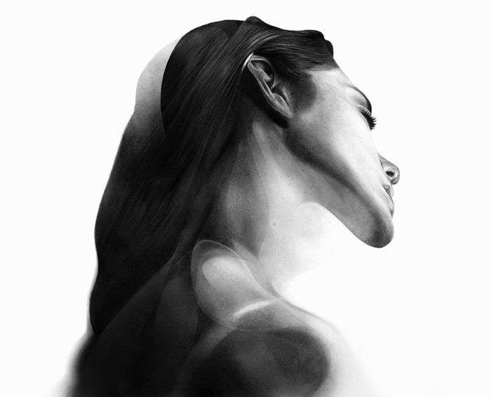 Серия портретов Вона «Где-то еще» («Elsewhere»), Эмма