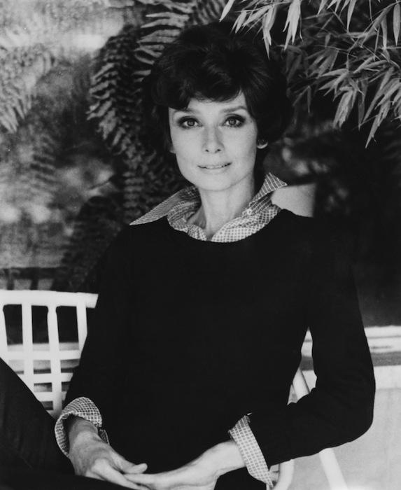 Одри Хепбёрн (Audrey Hepburn), 1975