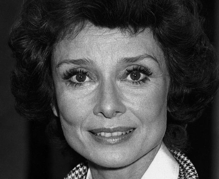 Одри Хепбёрн (Audrey Hepburn), 1978