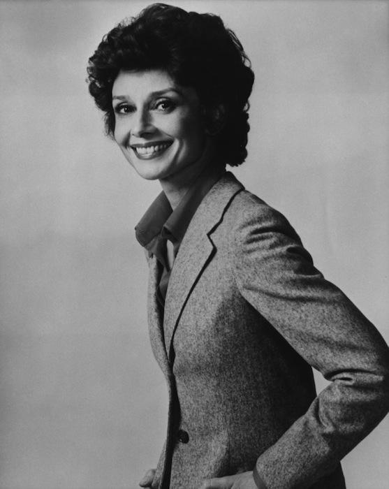 Одри Хепбёрн (Audrey Hepburn), 1979