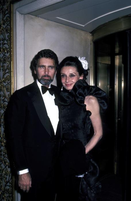 Одри Хепбёрн (Audrey Hepburn), 1982
