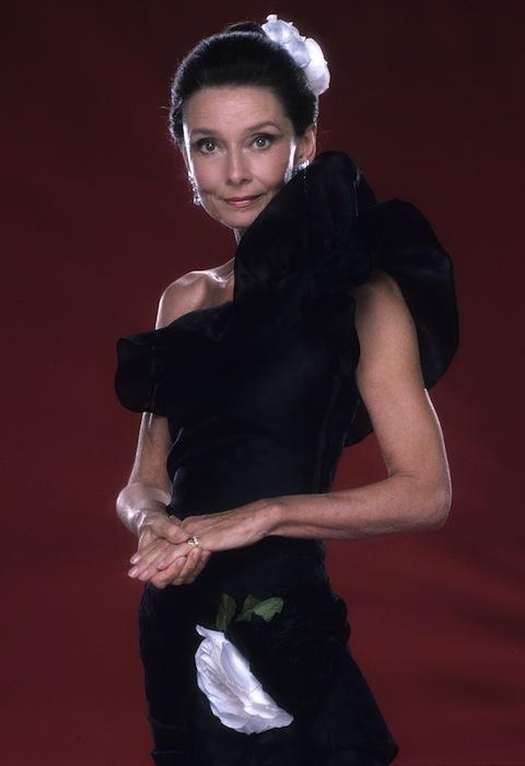 Одри Хепбёрн (Audrey Hepburn), 1987