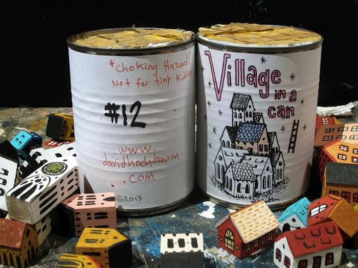 «Деревня в консервной банке» Дэвида Хохбаума (David Hochbaum)