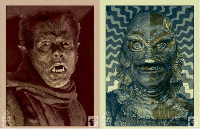 «Horror Business» Брайана Эвинга