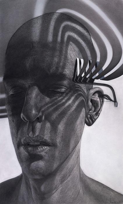 Иэн Инграм, автопортрет