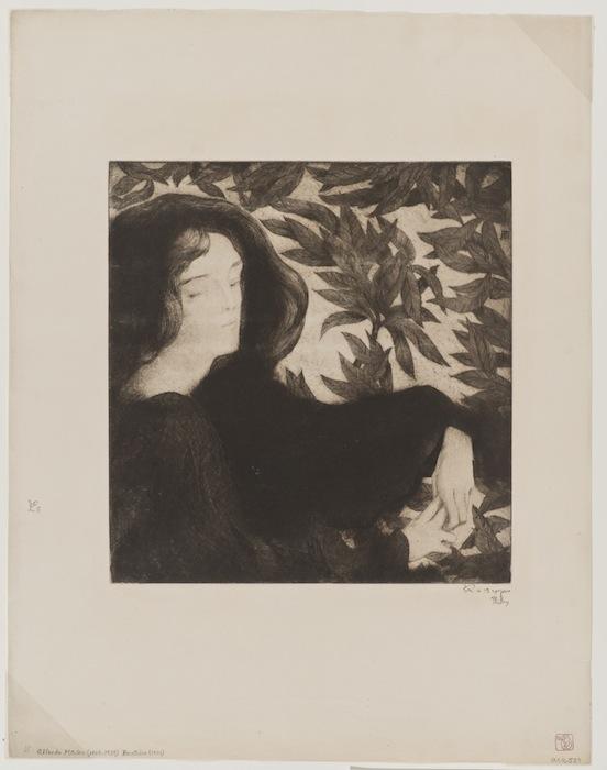 Alfredo Muller, Beatrice (Беатриче), 1899