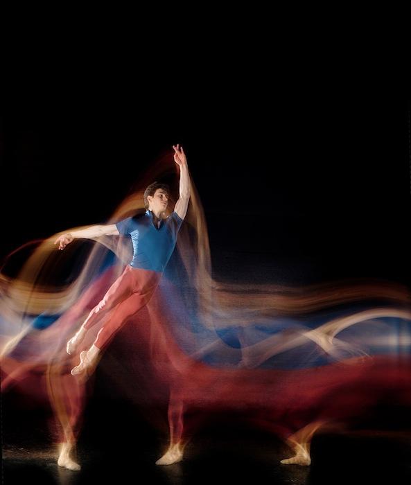 Конечная цель Чапа-Малакары – визуализация всего языка танца