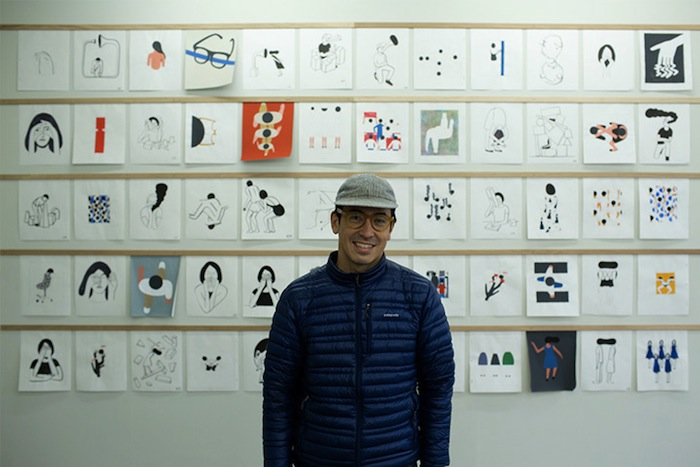 Джефф Макфетридж (Geoff Mcfetridge) и его рисунки