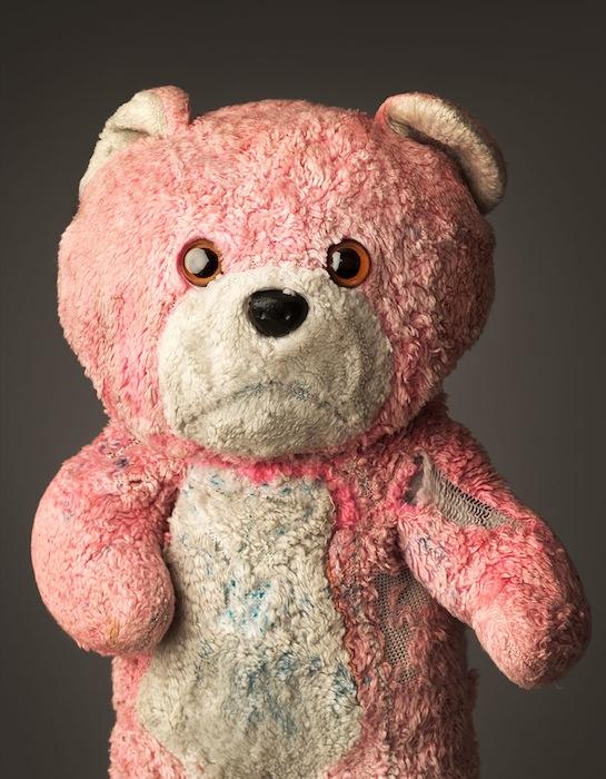 Розовый Тедди
