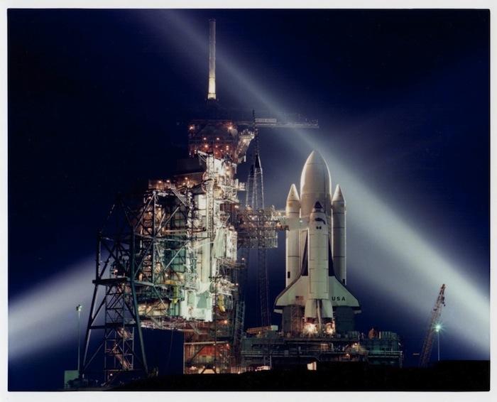 Космический корабль STS-1, март 1981
