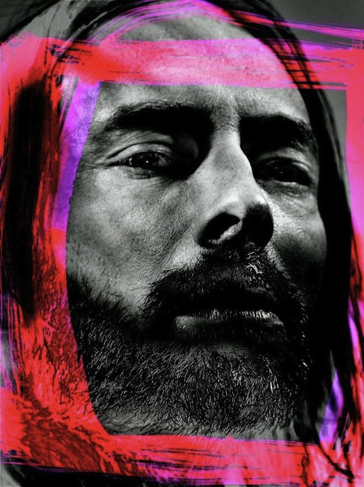 Craig McDean: Thom Yorke for Interview Magazine