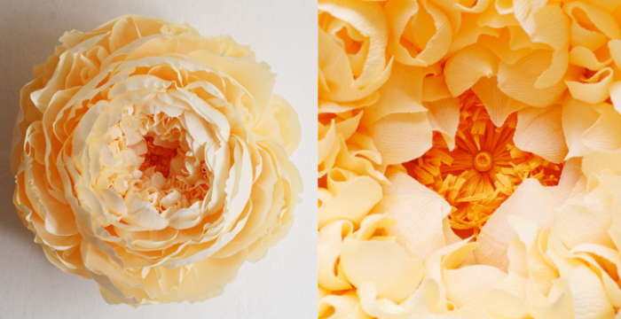 Бумажные цветы Тиффани Тёрнер (Tiffanie Turner)
