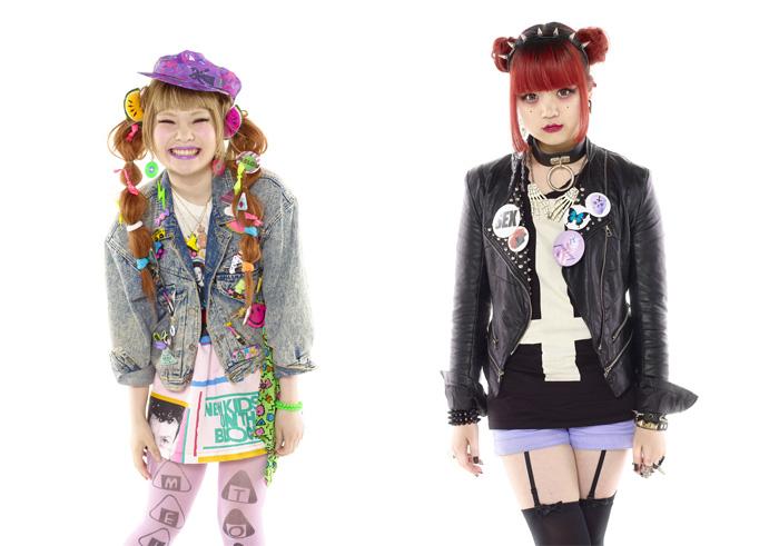 Для этих девочек мода — универсальное средство самовыражения