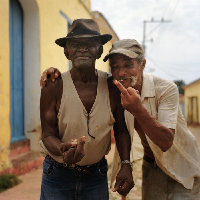 «Проклятый турист». Тринидад, Куба, 2010