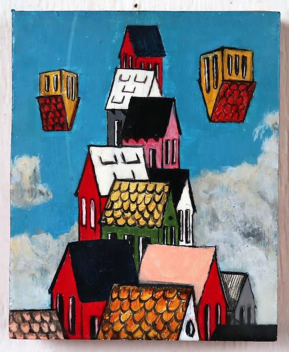 Дэвид Хохбаум, «Деревня»