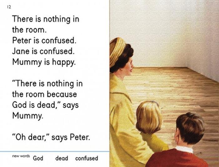 Бог умер