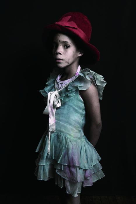 Актрисса из Южной Африки