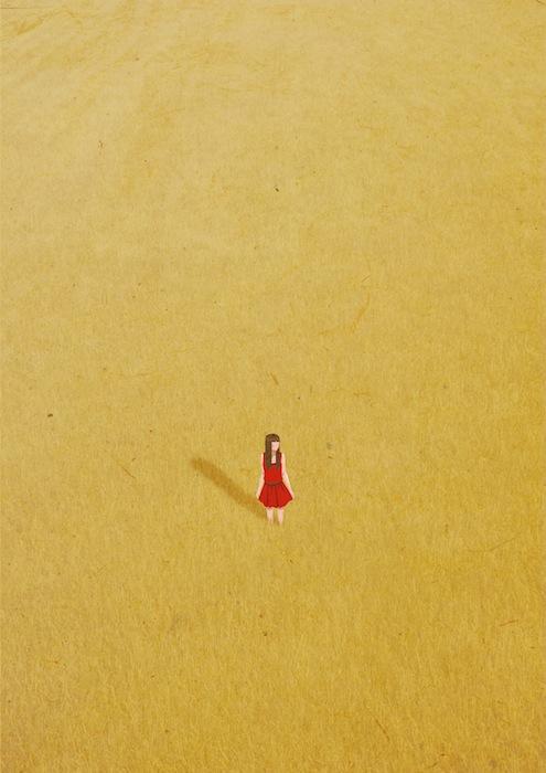 Белхула Амир (Belhoula Amir), серия «В одиночестве» («Alone»)