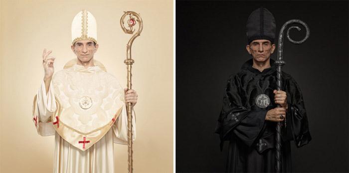 «Шахматные портреты»: епископ (слон)
