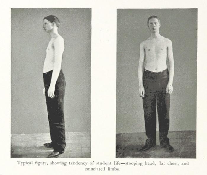 Типичный студент, 1894 год