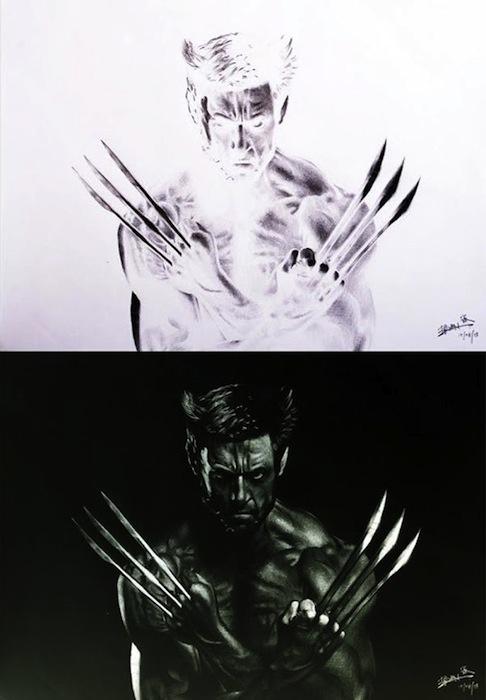 Росомаха (Wolverine)