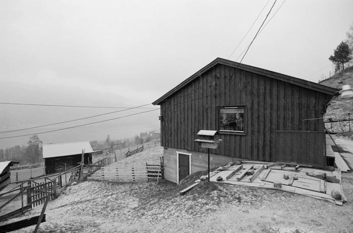 Тессандене (Tessanden) — крошечная норвежская деревушка