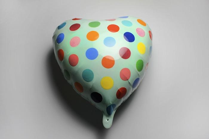 Керамические воздушные шарики Нины Джун
