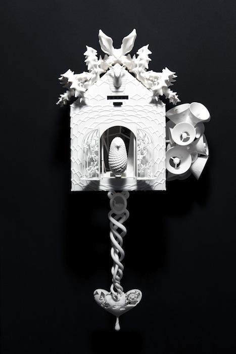 Stilnest, Cuckoo Project: часы с кукушкой