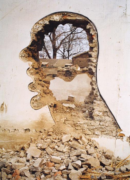 Чжан Дали. Проект «Demolition»