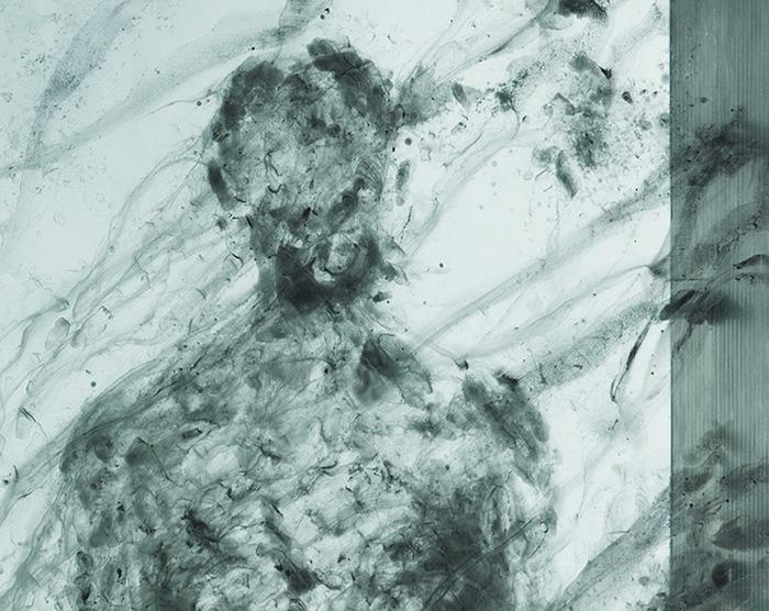 Призрачная женщина, фрагмент