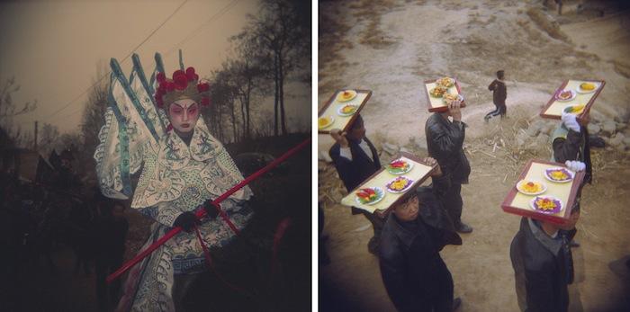 Серия фотографий «Шаньси» («Shanxi») Чжана Сяо (Zhang Xiao)