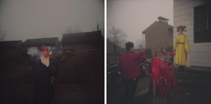 Фотографии Чжана Сяо (Zhang Xiao) из книги «Шаньси» («Shanxi»)