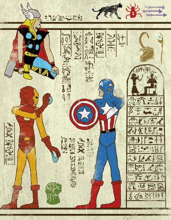 Тор и Мстители