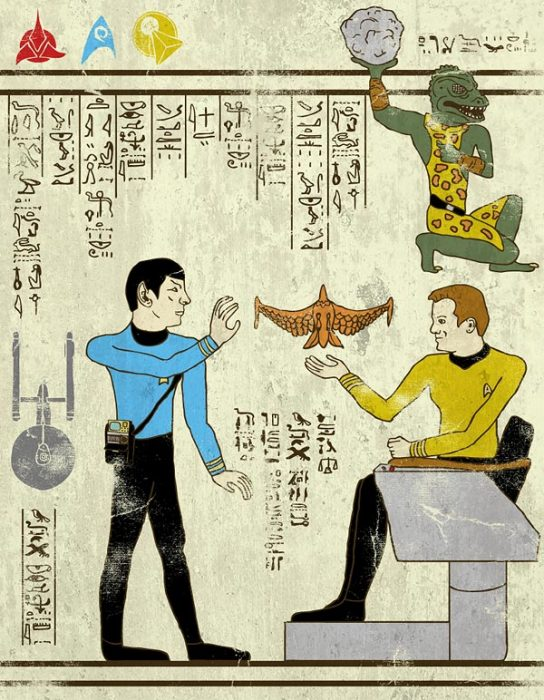 Star Trek (Звёздный путь)