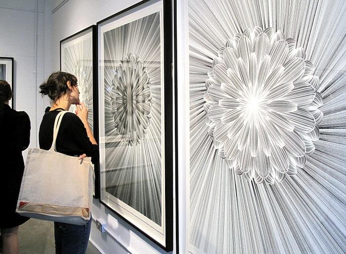 «Идея выставки Caught By The Nest» родилась под впечатлинием от книги Наоки Хигашиды