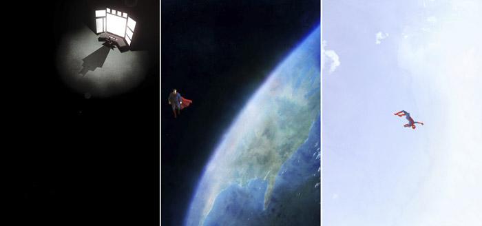 Белхула Амир (Belhoula Amir), серия про супергероев «Одинокий бог» («A lonely god»)