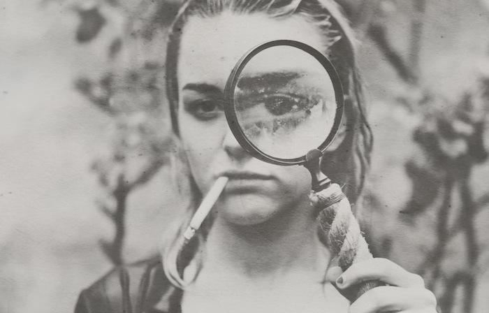 Секвойя - штатный фотограф линии одежды и аксессуаров Della