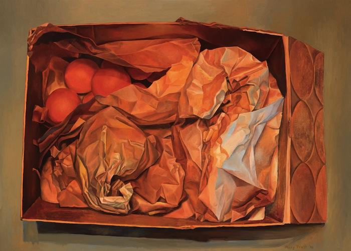 Mary Pratt, Bags, 1971