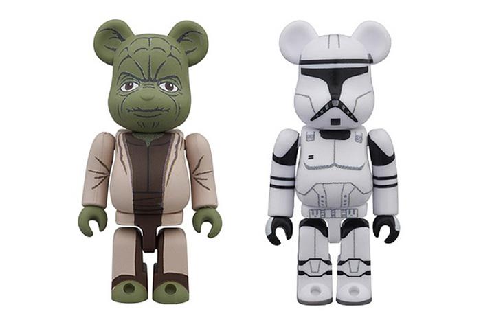 """Игрушечные медведи Medicom Toy  """"Star Wars"""""""
