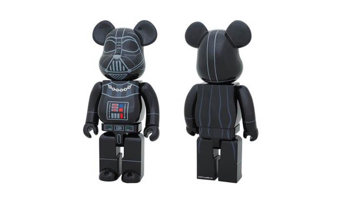 """Коллекция игрушечных медведей Medicom Toy  """"Star Wars"""""""