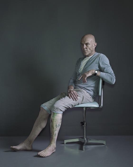 Проект «Другие части тела» («Alternative Limb Project») Софии де Оливейры Барата. Фотография Надава Кандера для The New York Times Magazine