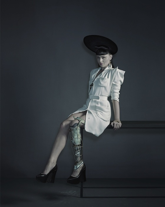 Проект «Другие части тела» («Alternative Limb Project»). Фотография Надава Кандера для The New York Times Magazine