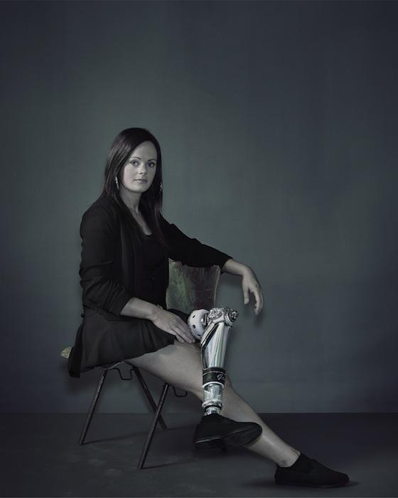 Фотография Надава Кандера для The New York Times Magazine. Проект «Другие части тела» («Alternative Limb Project») Софии де Оливейры Барата