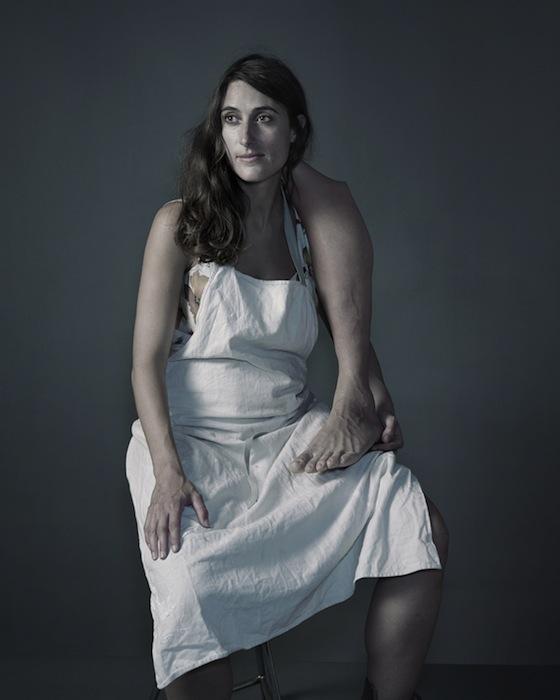 София де Оливейра Барата. Фотография Надава Кандера для The New York Times Magazine